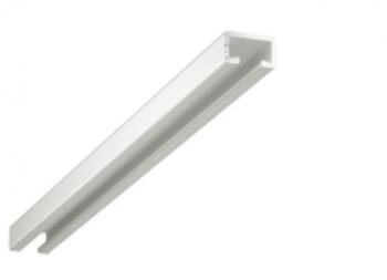 U-Rail en aluminium jusqu'à 6m