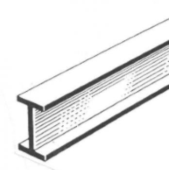 I-Rail in aluminium