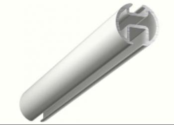 Roederail alu Ø 28mm (Max lengte 7m)