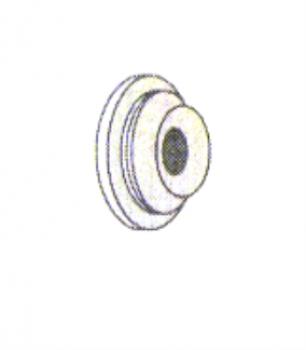 Wandclip velcrorail