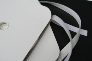 Klittenband - Zwart - 2cm (rol 25m)