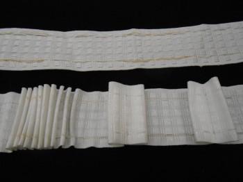 Fronslint — Multizakjes met koordjes voor 2 of 3 plooien   (B700+)